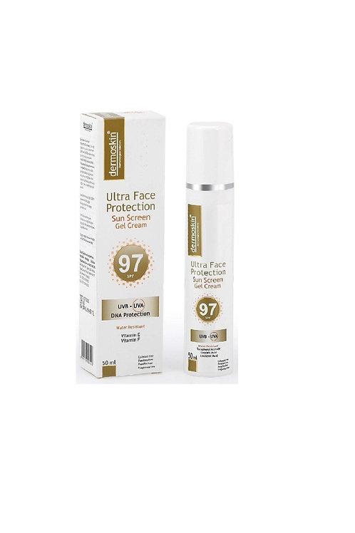 Dermoskin Spf 97 Yüz İçin Ultra Güneş Kremi 50 ml
