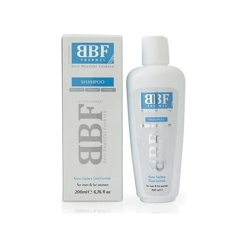 Bbf Thermal Kuru Saçlara Özel Şampuan 200Ml