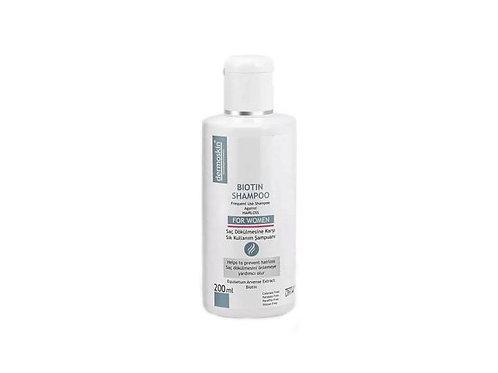 Dermoskin Biotin Kadın Şampuanı 200Ml