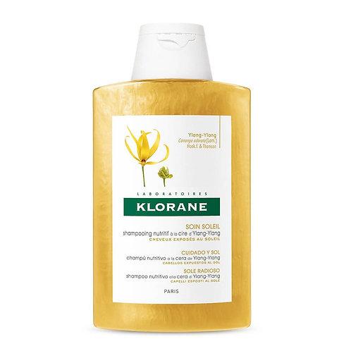Klorane Ylang Ylang Ekstreli Besleyici Güneş Bakım Şampuanı 200Ml