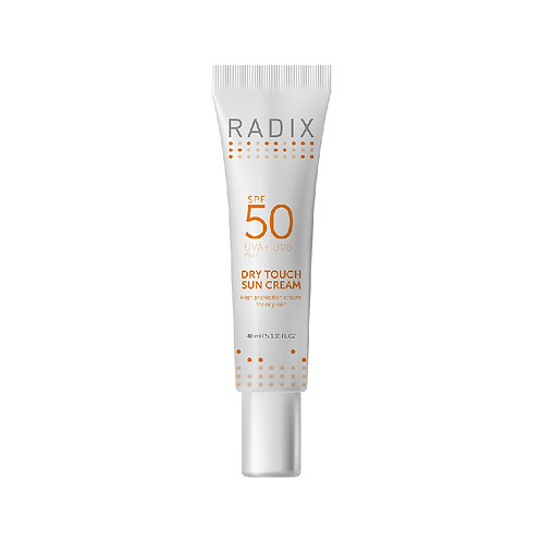 Radix Spf50 Dry Touch Sun Cream 40Ml