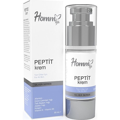 Homm Life Peptide Krem 30Ml