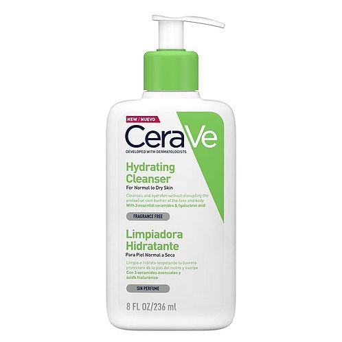 Cerave Hydrating Cleanser Normal & Kuruya Dönük Ciltler İçin 236Ml