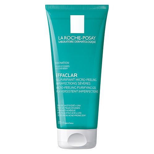 La Roche Posay Effaclar Mikro Peeling Jel Vücut 200Ml