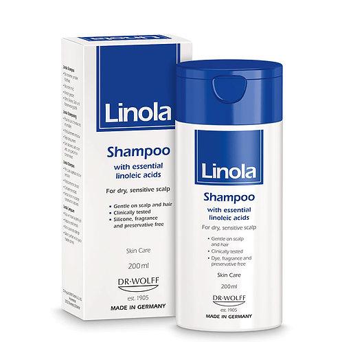 Linola Kuru ve Hassas Saçlar için Şampuan 200Ml
