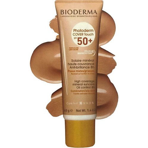 Bioderma Photoderm Cover Touch Spf 50+ 40 ml