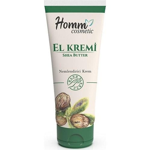 Homm Shea Butter El Kremi 75Ml