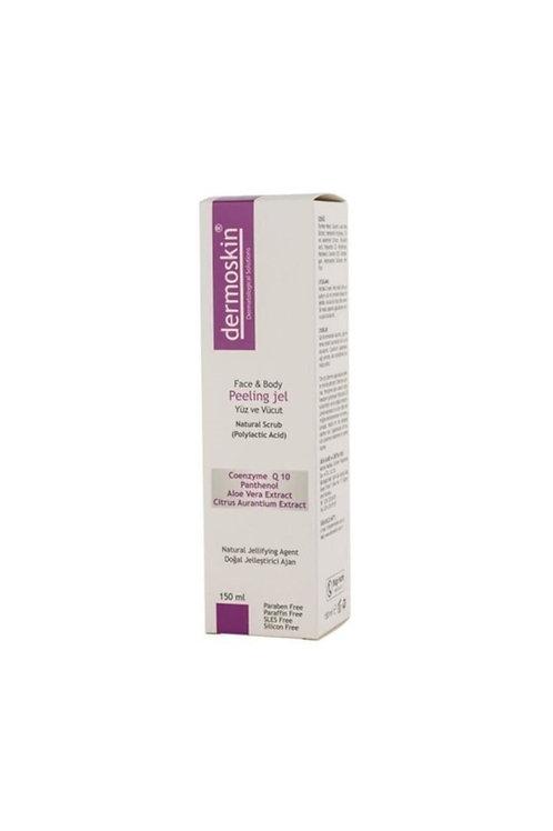Dermoskin Face Body Peeling Jel 150Ml