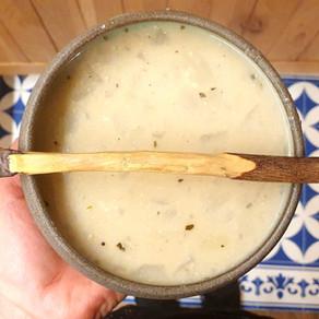 מרק בצל קרמי סופר חלבוני_מושלם