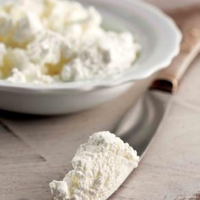 קרם גבינה קלילה