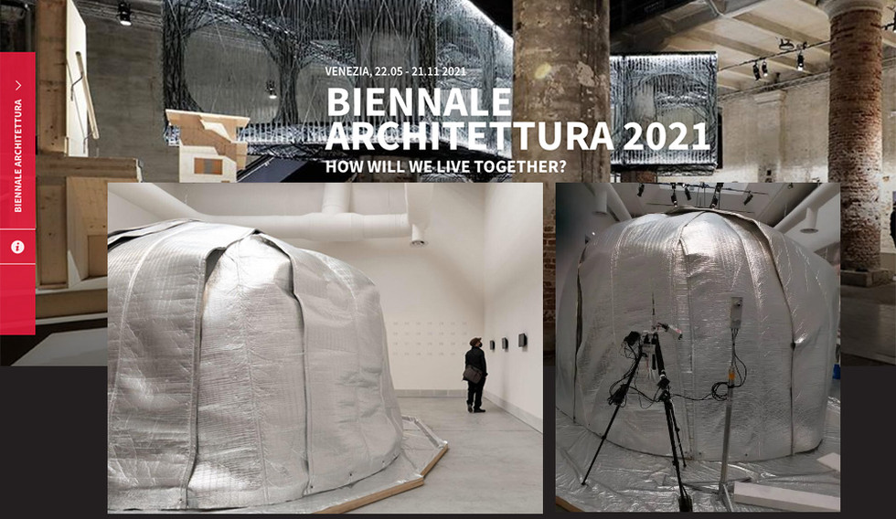 Venezia, Biennale Architettura 2021
