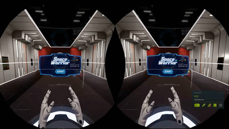 Space Warriors VR