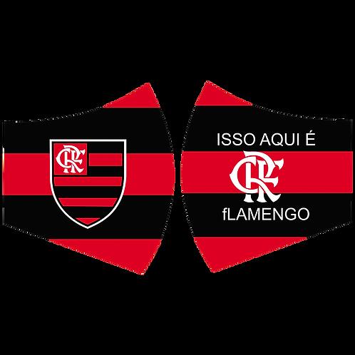 Mascara Flamengo 1