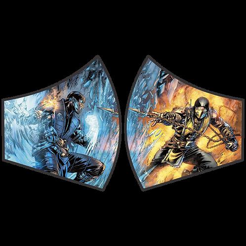 Mascara Scorpion/SuperZero