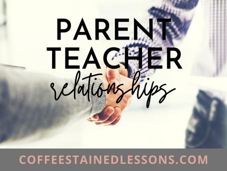 Parent-Teacher Relationships