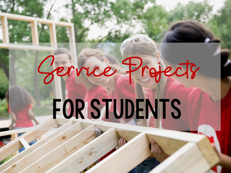 Service Projects for Students