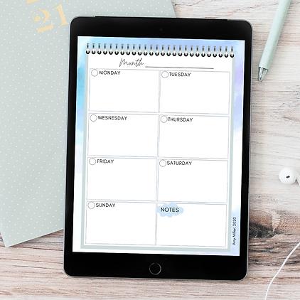digital planner free
