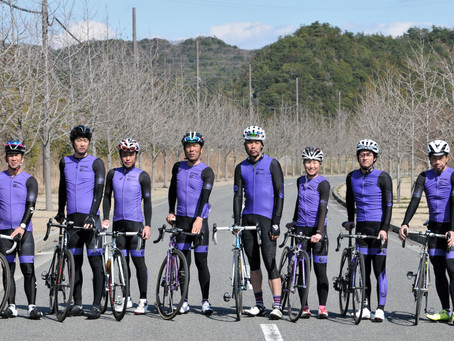 Bicycle Planner Cycle Team始動します。