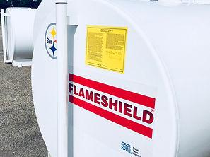 FLAMESHIELD Fire Resistant Tank