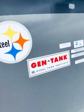 GEN TANK Generator Base Tanks