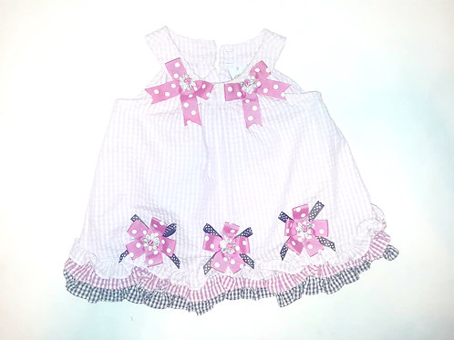 """Country Style"" Baby Dress"