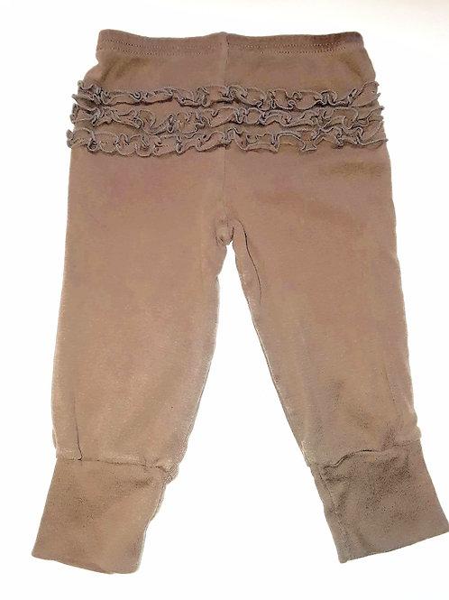"""Ruffled"" Baby Fit Pants"