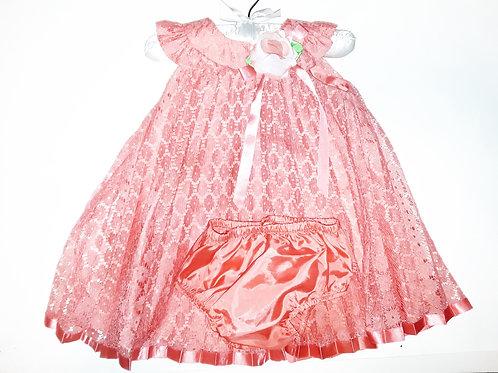 Designer Dress w/ Undergarmet
