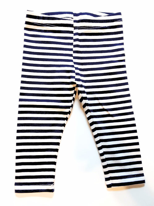 Stripped Baby Stretch Pants