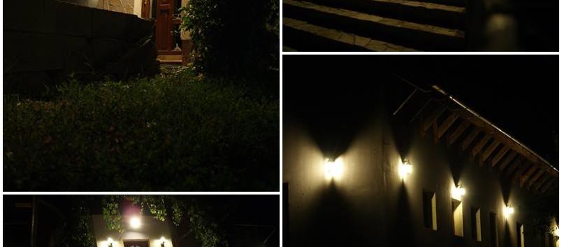Külső éjszakai kép