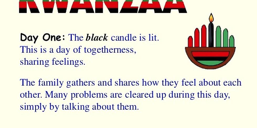 Kwanzaa Community Brunch: Umoja or Unity