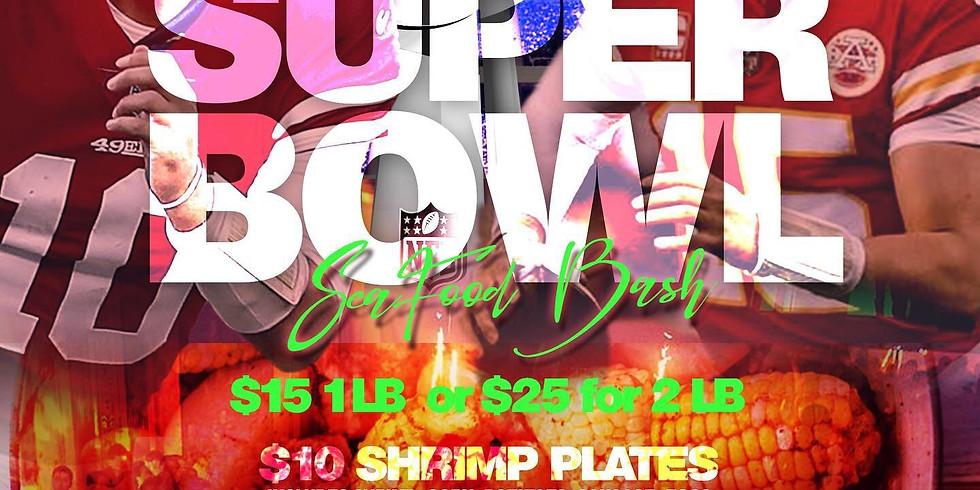 Super Bowl Bash - Cancelled
