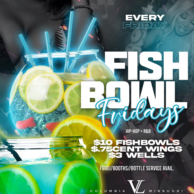 Fishbowl Friday's