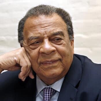 Andrew Young, a pillar of community service