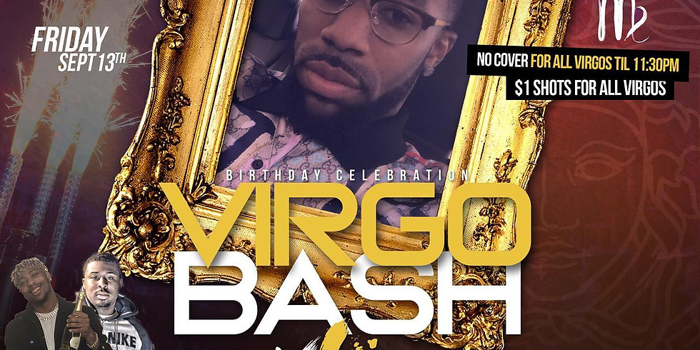 Velle's Dirty 30 Bday Bash - All Virgo's Come Out!!
