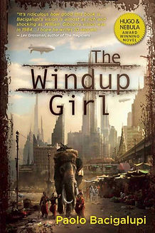 Climate Change Novels and Books - The Windup Girl