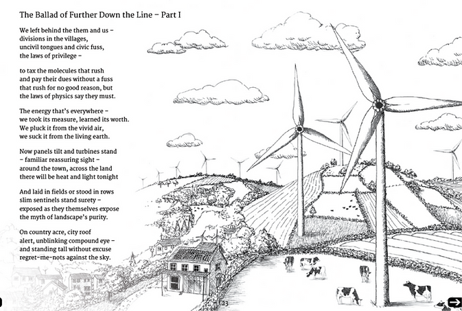 Climate Change and Clean Energy Poem