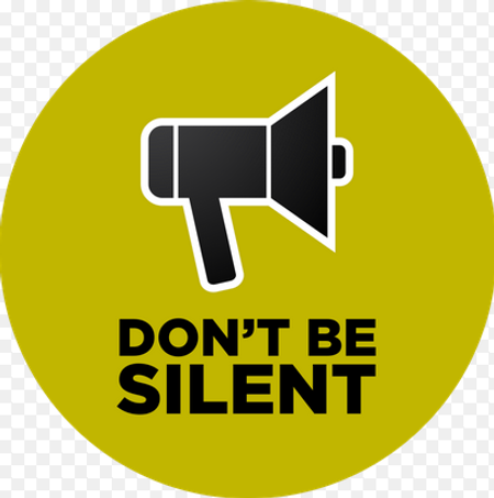 Don't Be Silent environmental activism, students get involved with climate change activism and clubs