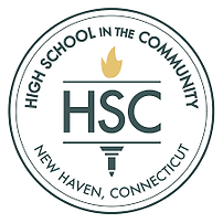 High school in the community logo.png