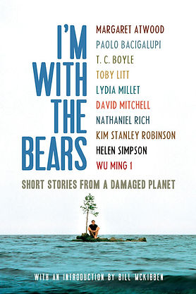 Climate change short stories - I'm with the bears