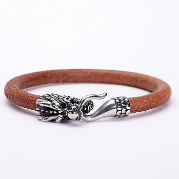 Dragon head bracelet