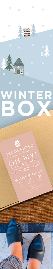 Decocrated Winter Box