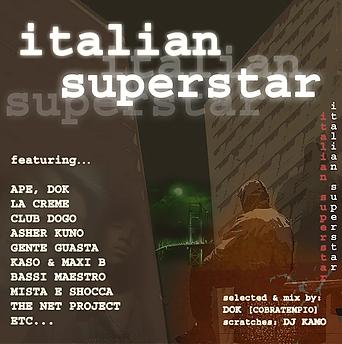 Dok/Cobratempio // Italian Superstar