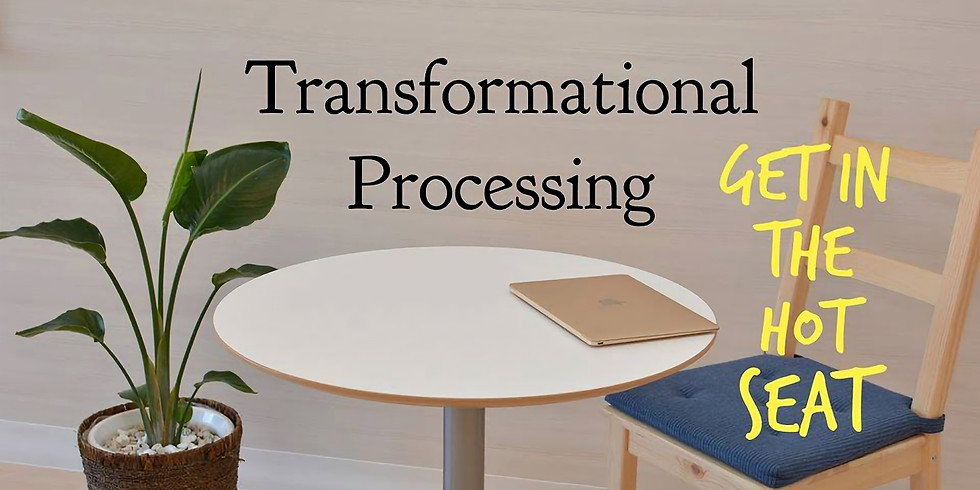 Get in the Hot Seat - Experience Transformation