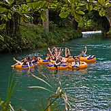 Chukka-zipline-river tubing