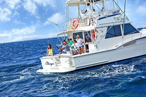 Catamaran Deep Sea Fishing