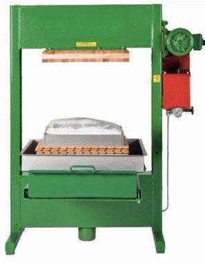 Voran 50P1 Packing Press - Cold Press