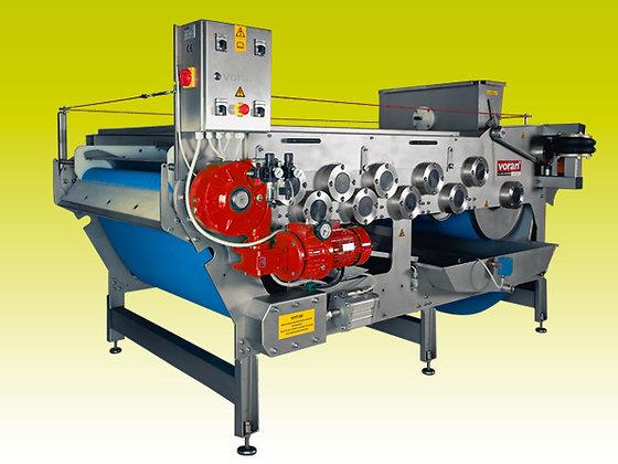 Voran EBP1200 Screen Belt Press