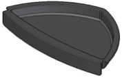 ESS-VER PRO GLASS HOLDER TRAY (S3301360:00)