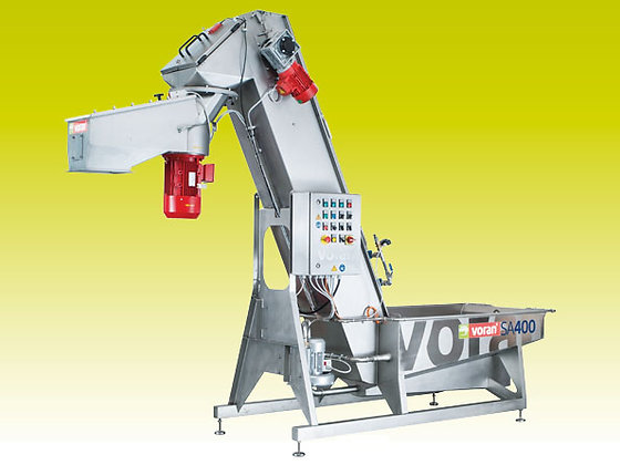 Voran Elevator SA400 with centrifugal mill RM75