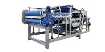 Industrial Belt Press